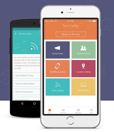 NNEDV Tech Safety App image
